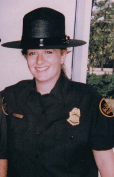 Jenn Budd was a senior patrol officer with U.S. Customs and Border Protection in San Diego. She worked there from 1995 to 200