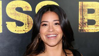 LAS VEGAS, NV - APRIL 23:  Actress Gina Rodriguez attends the CinemaCon 2018 Gala Opening Night Event: Sony Pictures Highlights its 2018  Summer and Beyond Films at The Colosseum at Caesars Palace during CinemaCon, the official convention of the National Association of Theatre Owners,on April 23, 2018 in Las Vegas, Nevada.  (Photo by Gabe Ginsberg/Getty Images)