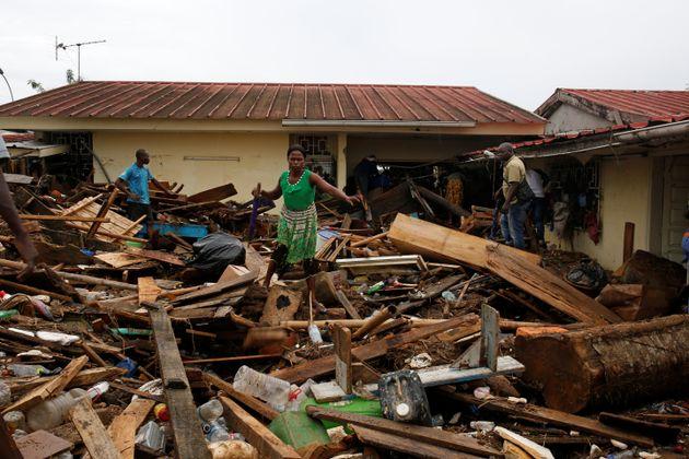 Ακτή Ελεφαντοστού: Τουλάχιστον 18 νεκροί από τις καταρρακτώδεις βροχές στο