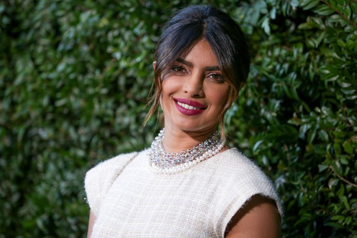 """""""I've never spoken about my feelings during my journey but I am ready to do so now,"""" Priyanka Chopra said of her"""