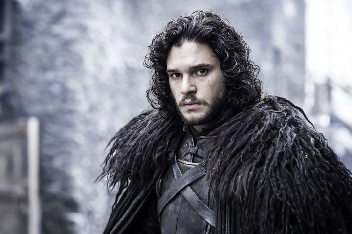 "Kit Harington in ""Games of Thrones."""