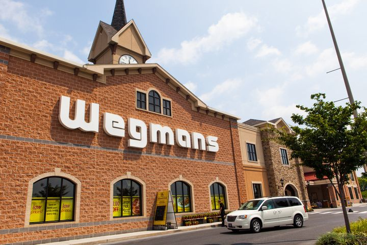 A recent Market Force study named Wegmans as shoppers' favorite grocery store chain.