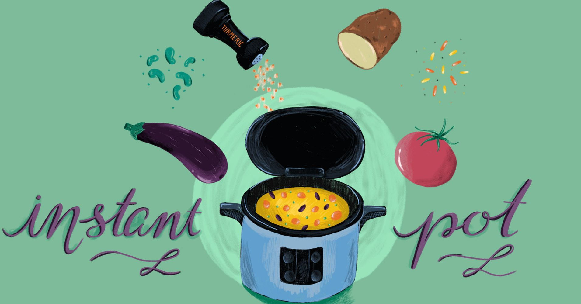 How The Instant Pot Became A New Immigrant Classic | HuffPost