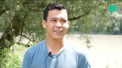 Habib Rezaye aus Afghanistan: