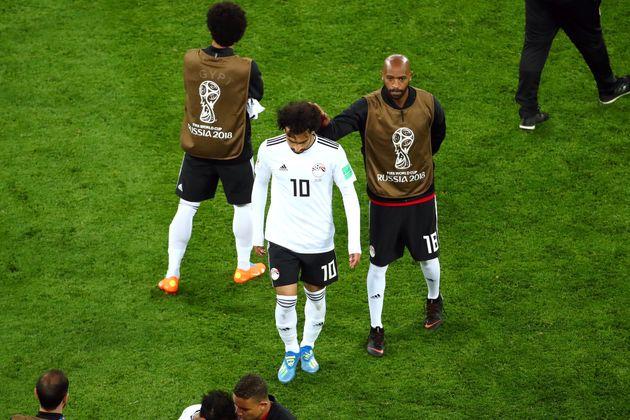 Mondial-2018: La Russie presque en 8e, l'Egypte quasi-éliminée, le Sénégal sauve l'honneur de