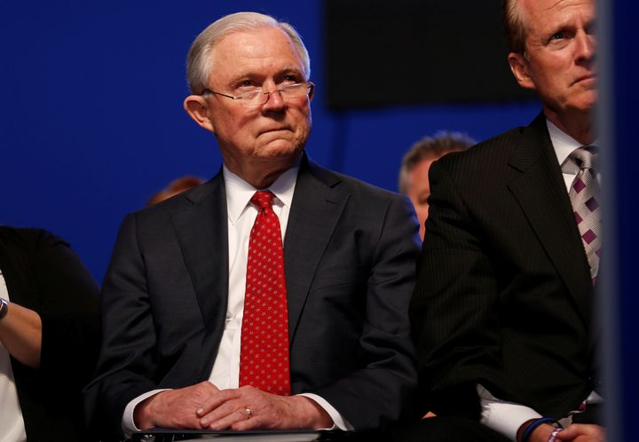Attorney General Jeff Sessions cited a Bible verse to defend the government's separation of immigrant families at the U