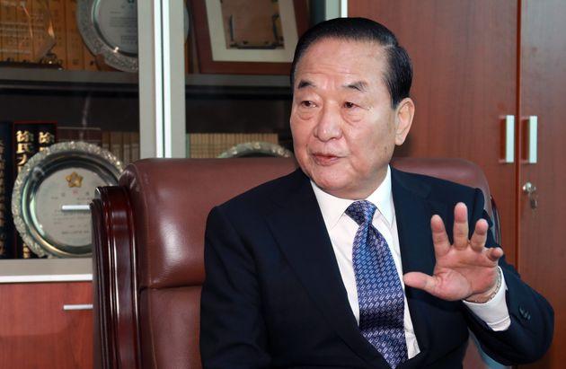 서청원 자유한국당 의원이 탈당을