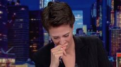 Rachel Maddow Struggles To Read Report Of Babies Sent To 'Tender Age'