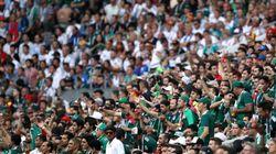 멕시코 대표팀이 팬들에게 응원가를 부르지 말라고 부탁한