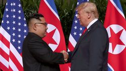 김정은과 트럼프의 악수를 보면서 떠오른