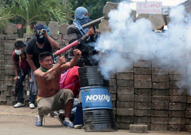 Νέα ανάφλεξη βίας στη Νικαράγουα. Πάνω από πέντε νεκροί και δεκάδες τραυματίες σε αντικυβερνητικές