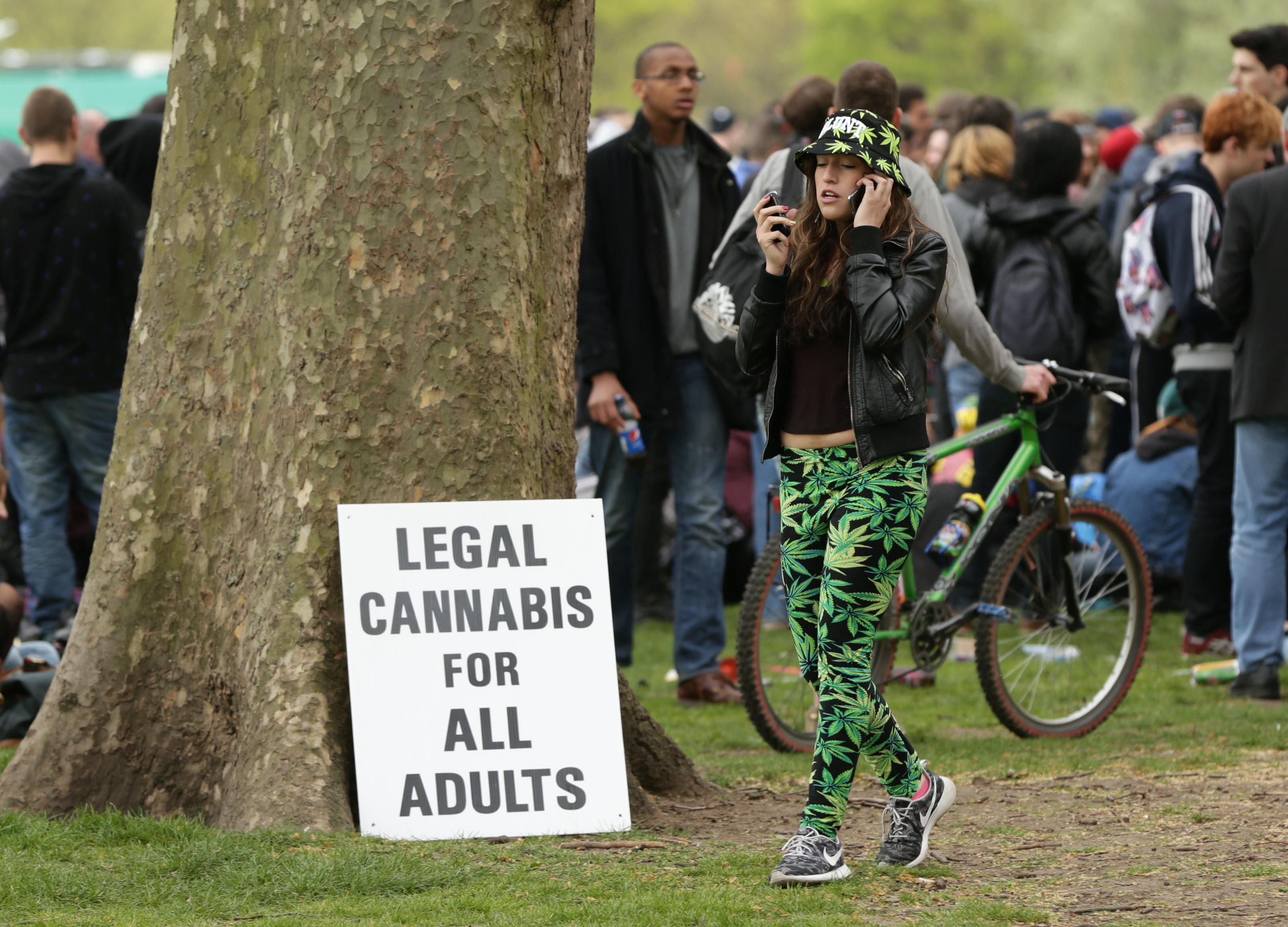 Police Federation Backs Calls For Drugs Reform Saying Current Legislation 'Does Not