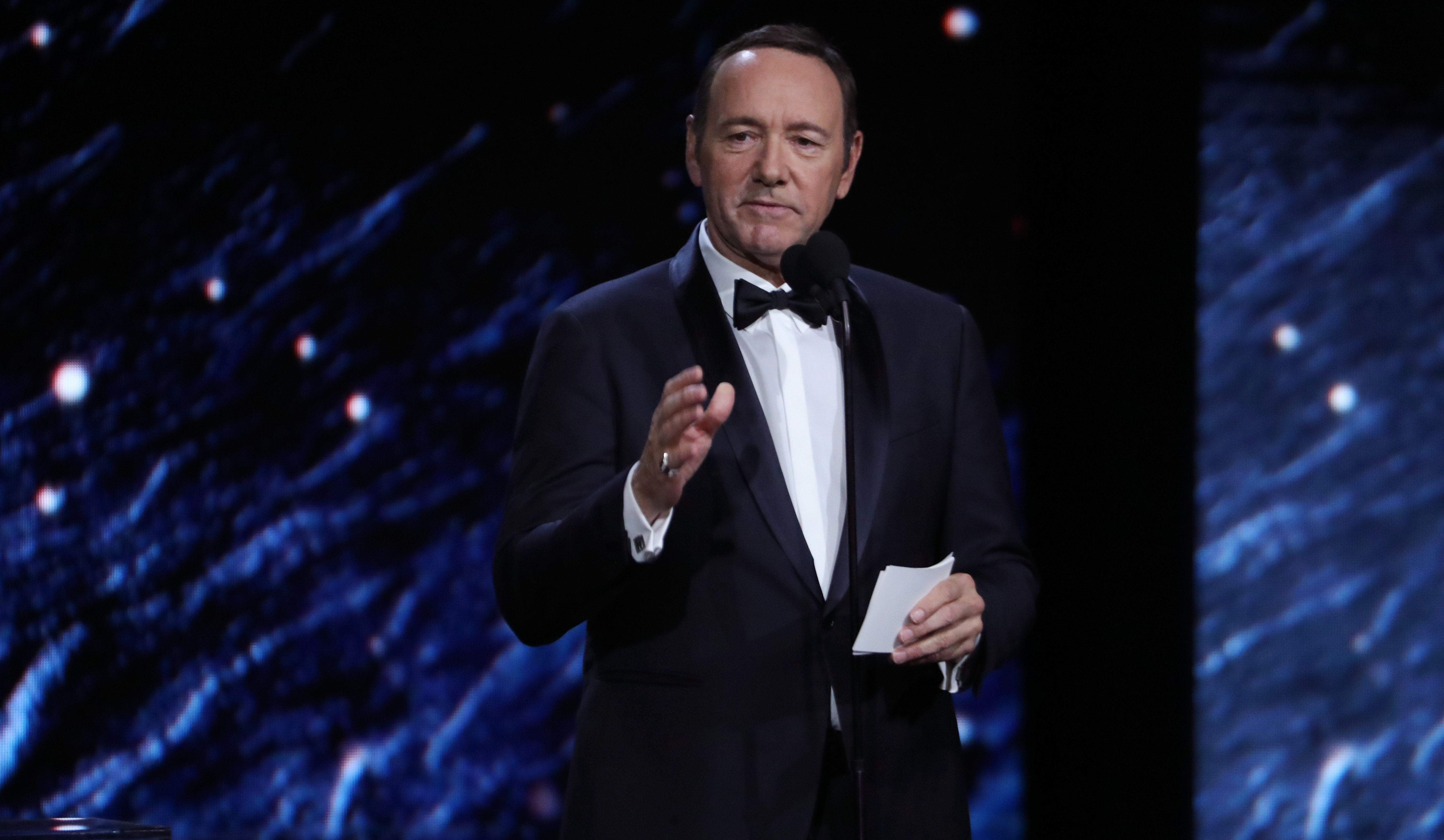 Company Distributing Kevin Spacey's New Film 'Hopes Distressing Allegations Do Not Tarnish Release'