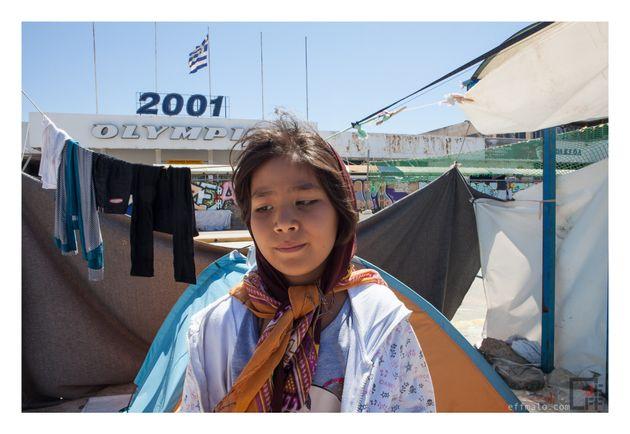 «Ξεχασμένα χαμόγελα»: μία ταινία-ντοκουμέντο για τα παιδιά πρόσφυγες