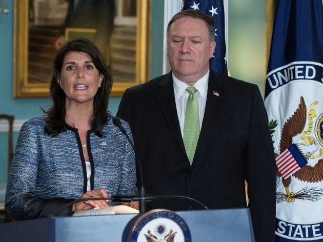 Les Etats-Unis quittent le Conseil des droits de l'homme de
