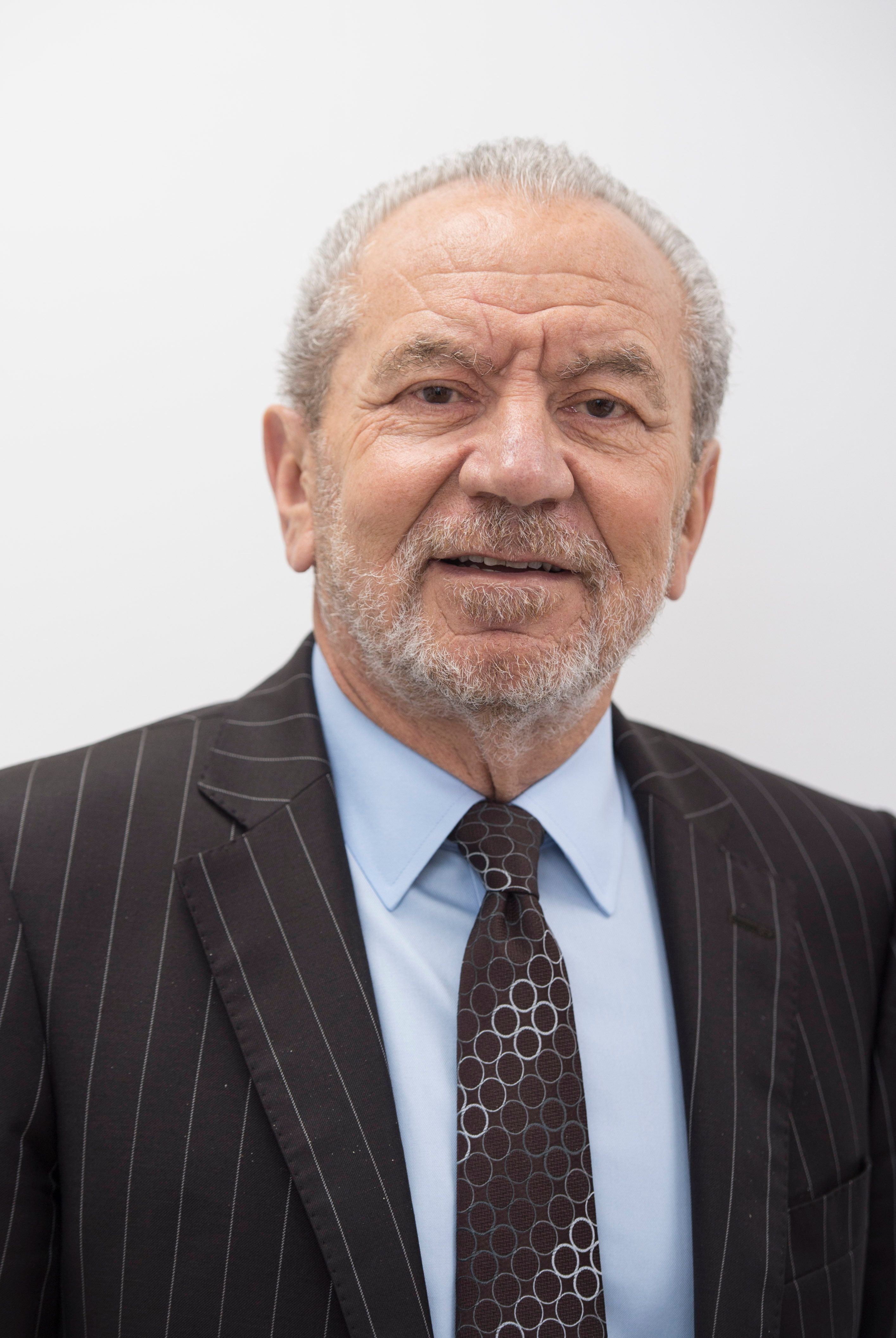 Lord Sugar Forced To Apologise For Tweeting 'Racist' Joke About Senegal Football Team