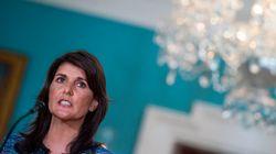 Les Etats-Unis annoncent leur retrait du Conseil des droits de l'homme de