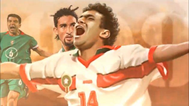 Cette vidéo résume les moments forts du football marocain en 1