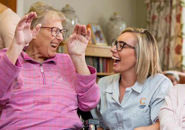 Why Working With The Elderly Is So Rewarding For