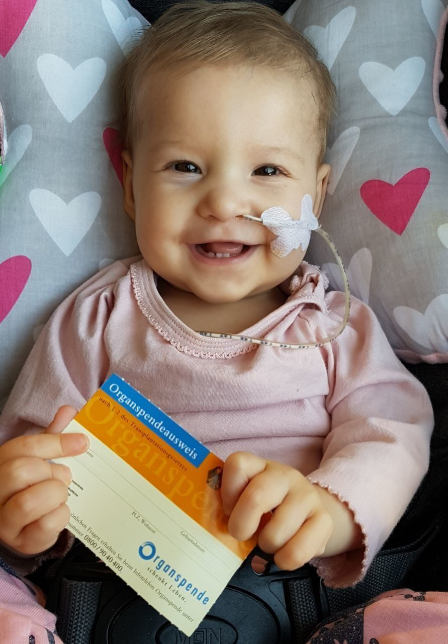 Die kleine Aria hat einen Herzfehler – es gibt nur einen Weg, ihr Leben zu