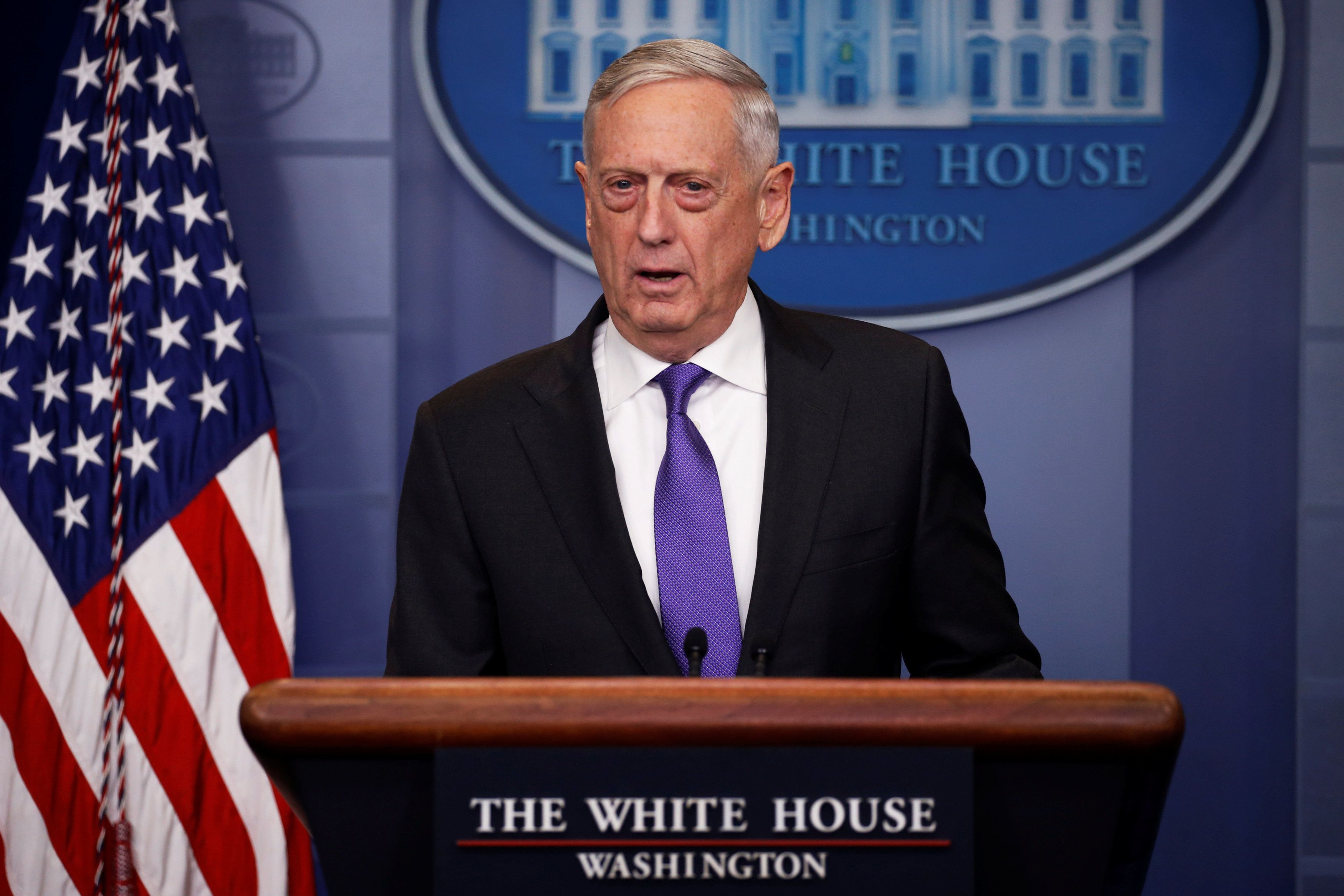 Mattis became the latest high-profile appointee to leave the Trump administration.
