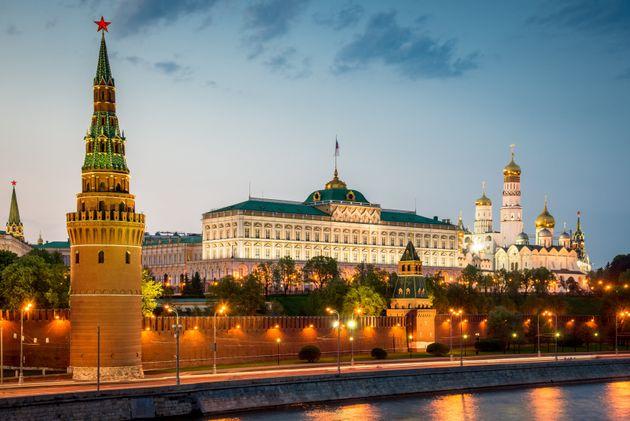 Le Kremlin à