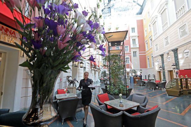Le Belmond Grand Hotel Europe àSaint