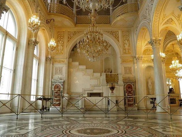 Musée de l'Ermitage à