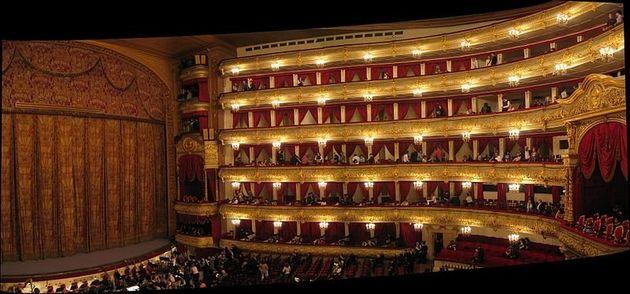 Théâtre Bolchoi à