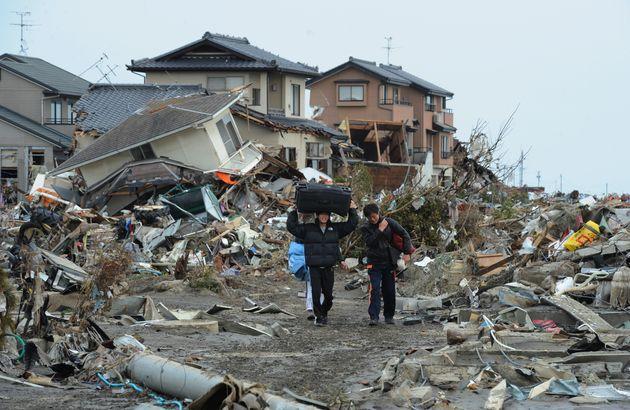 Enfants rescapés de Fukushima: Survivre aux stigmates six ans