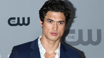 NEW YORK, NY - MAY 17:  Actor Charles Melton attends the 2018 CW Network Upfront at The London Hotel on May 17, 2018 in New York City.  (Photo by Jim Spellman/WireImage)