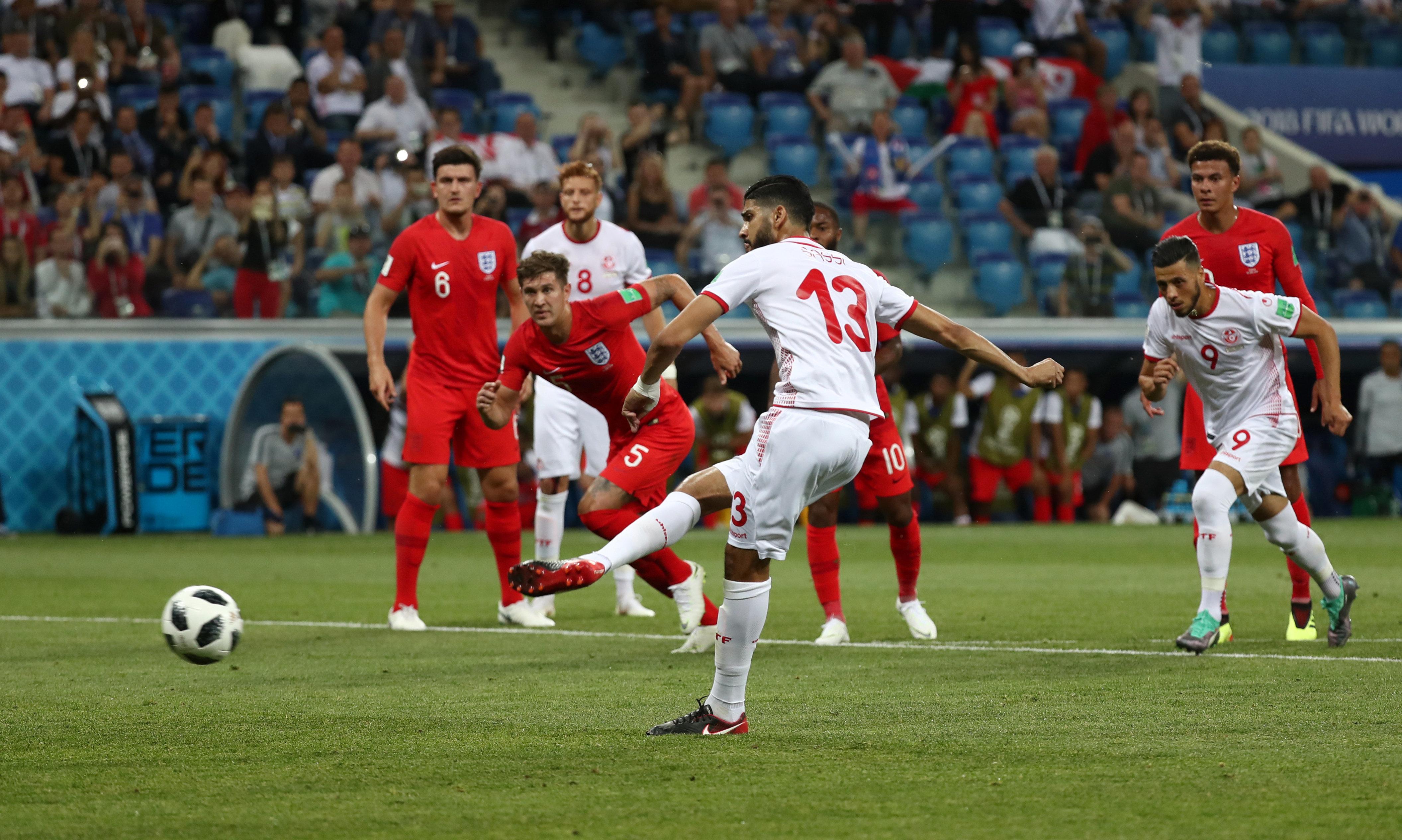 Audiences: Quand le match Tunisie - Angleterre fait mieux que le mariage du Prince