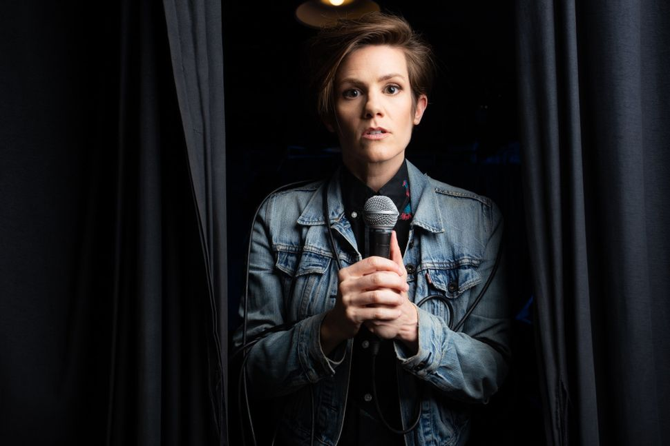 """Cameron Esposito's """"Rape Jokes"""" is a stand-up special about sexual assault from a survivor's perspect"""