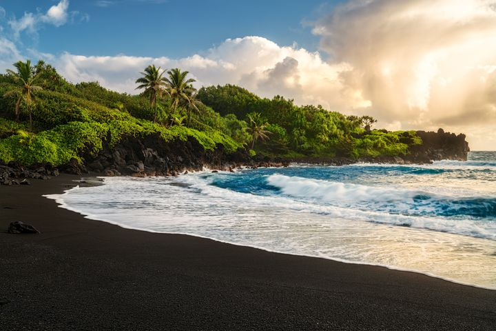 Waianapanapa State Park in Hawaii. On June 19 — during National Ocean Month — President Donald Trump revoked Obama-era protections for U.S. oceans, coastlines and Great Lakes waters.