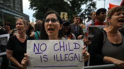 «Γκρίζες ζώνες» στο διάταγμα Τραμπ για τερματισμό της «πολιτικής» απομάκρυνσης παιδιών από τους μετανάστες γονείς