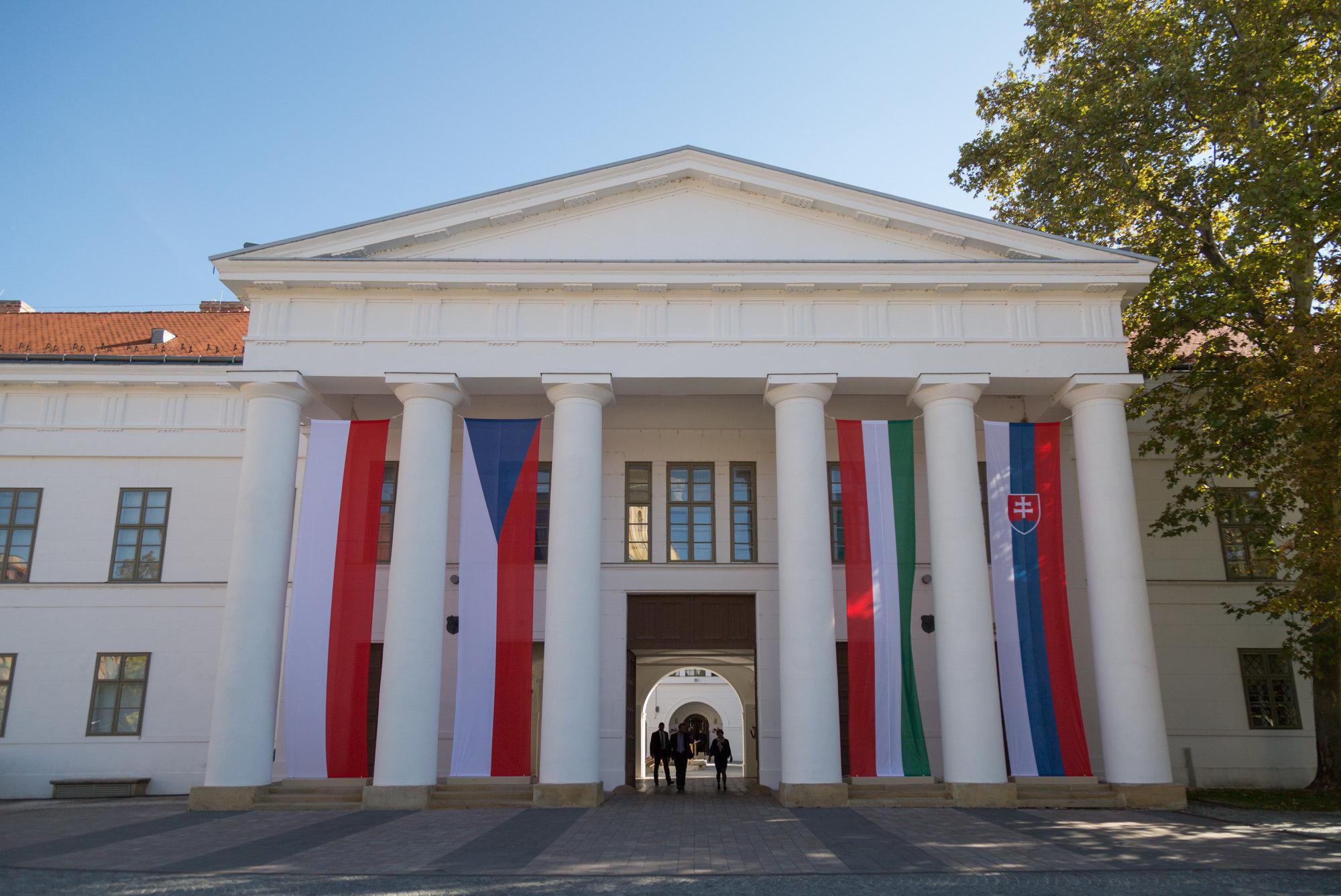 Το μεταναστευτικό στο επίκεντρο της συνάντησης των ηγετών των χωρών του Βίζεγκραντ
