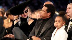 Ακόμη και η Beyoncé είναι μια...ντροπιαστική μαμά. Η απίθανη αντίδραση της Blue Ivy όταν είδε το σέξι video clip των γονιών