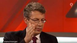 """""""Maischberger"""": CSU-Mann lobt Seehofers Asyl-Plan – und macht dazu peinliches Geständnis"""