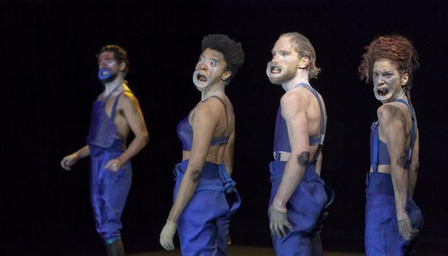 Ο χορός πρωταγωνιστεί στο Φεστιβάλ