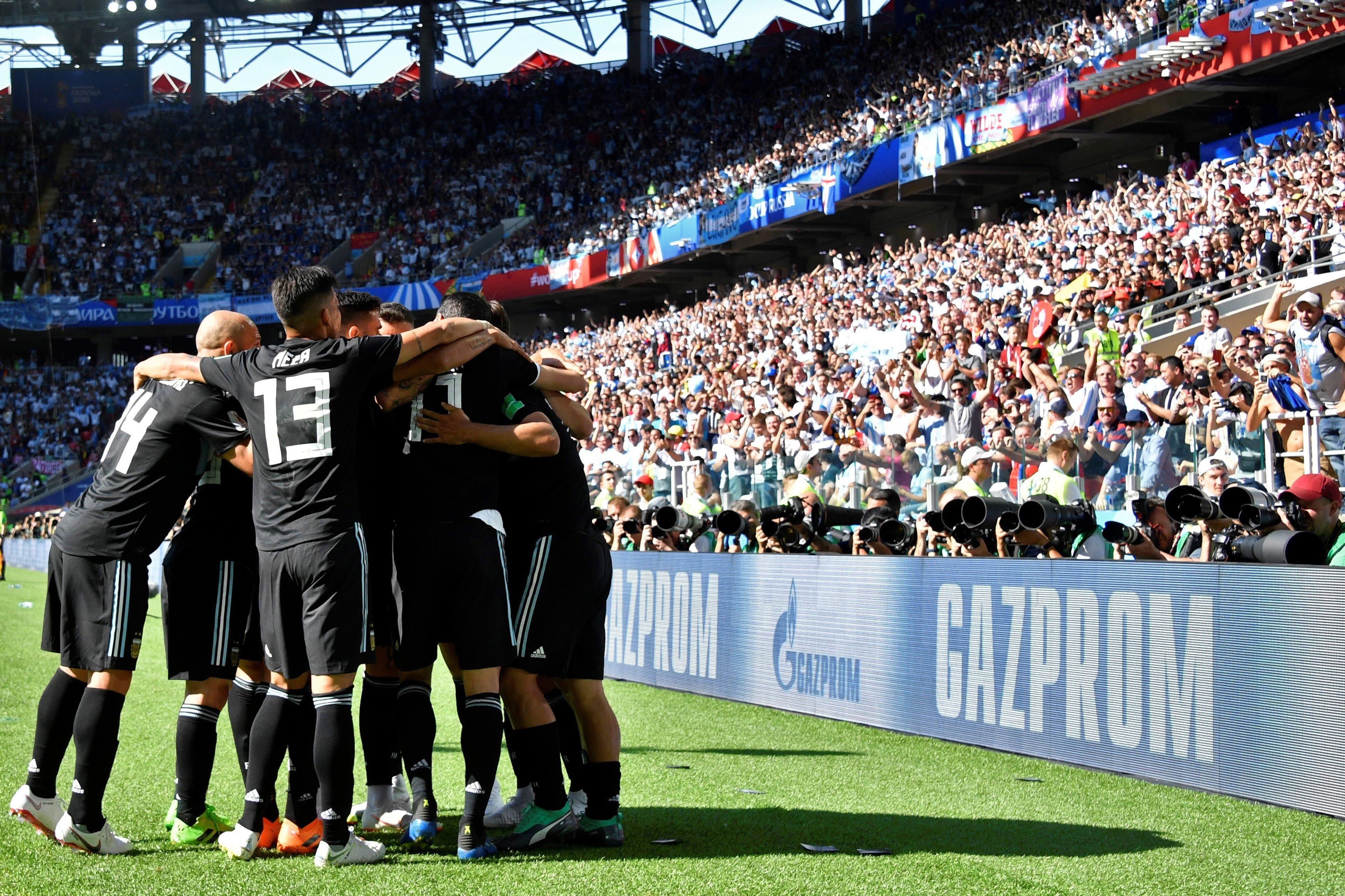 Argentinien – Kroatien im Live-Stream: WM in Russland online