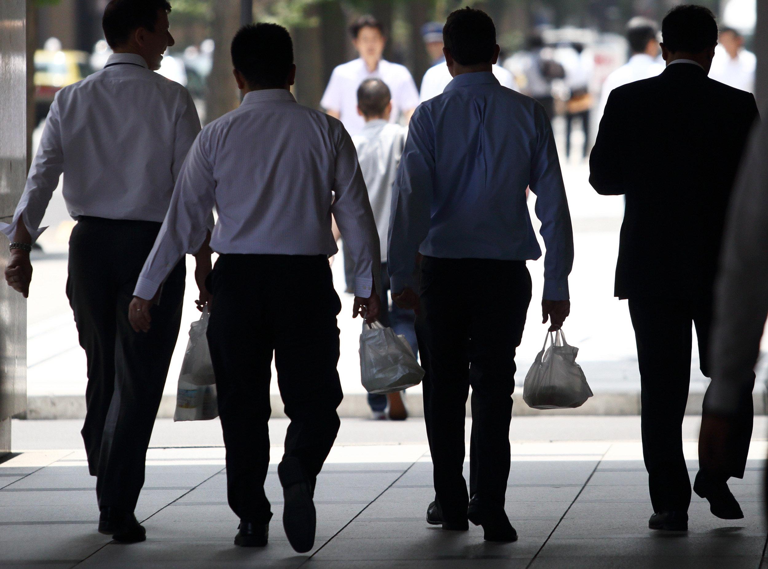 일본의 한 공무원이 도시락 사러 자리 비웠다가 징계를
