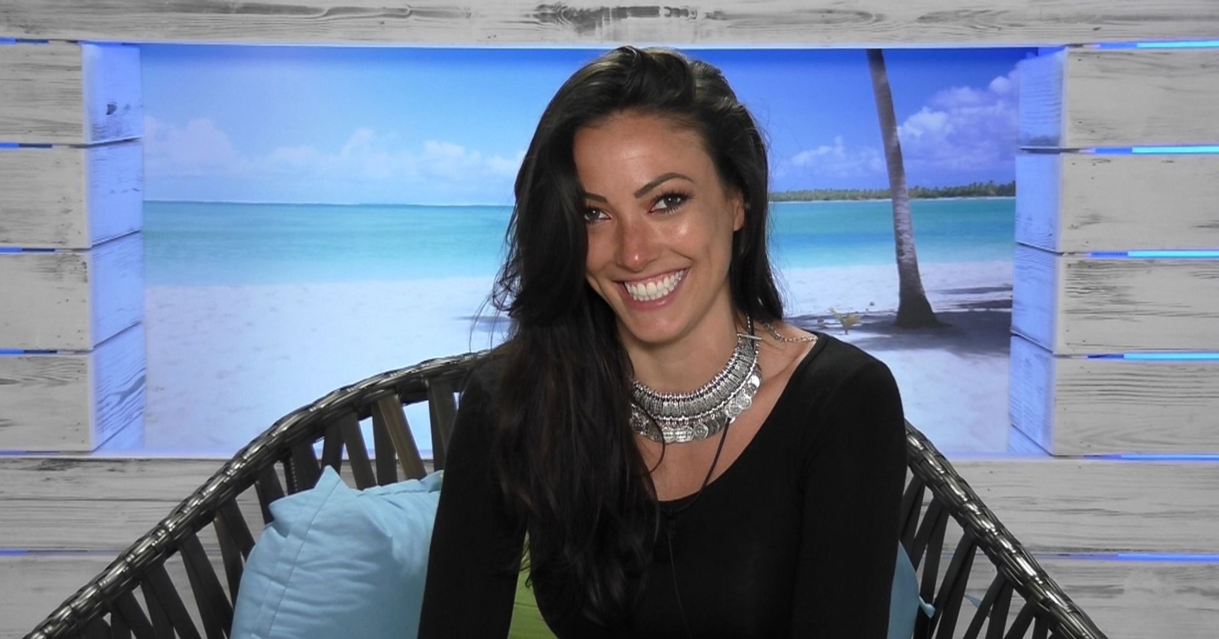 Sophie appeared on the second series of 'Love Island' in