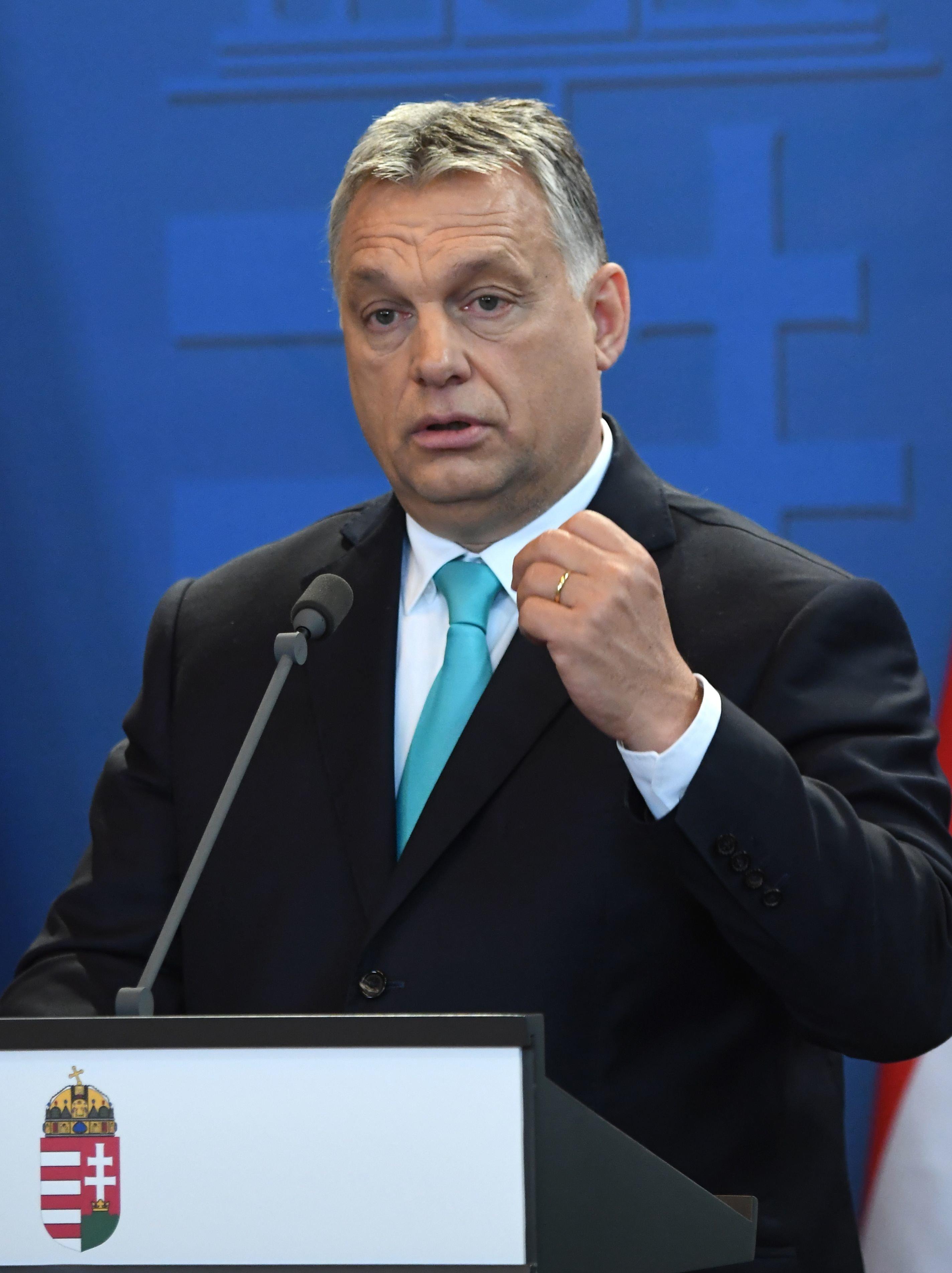 헝가리 극우정권이 극단적인 반이민 정책을