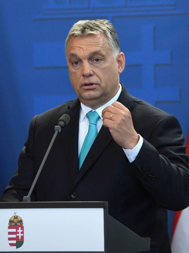 빅토르 오르반 헝가리