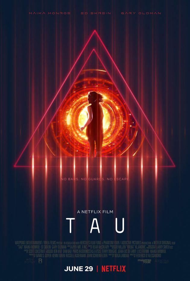 «Tau»: Το δίδυμο Πάρις Κασιδόκωστας-Λάτσης & Τέρυ Ντούγκας επιστρέφει με νέα ταινία στο