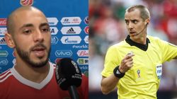 Maroc-Portugal: La FIFA dément les propos d'Amrabat questionnant la probité de l'arbitre