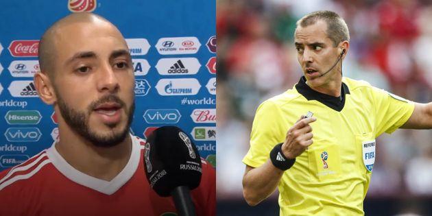 Maroc-Portugal: La FIFA dément les propos de Nordin Amrabat questionnant la probité de