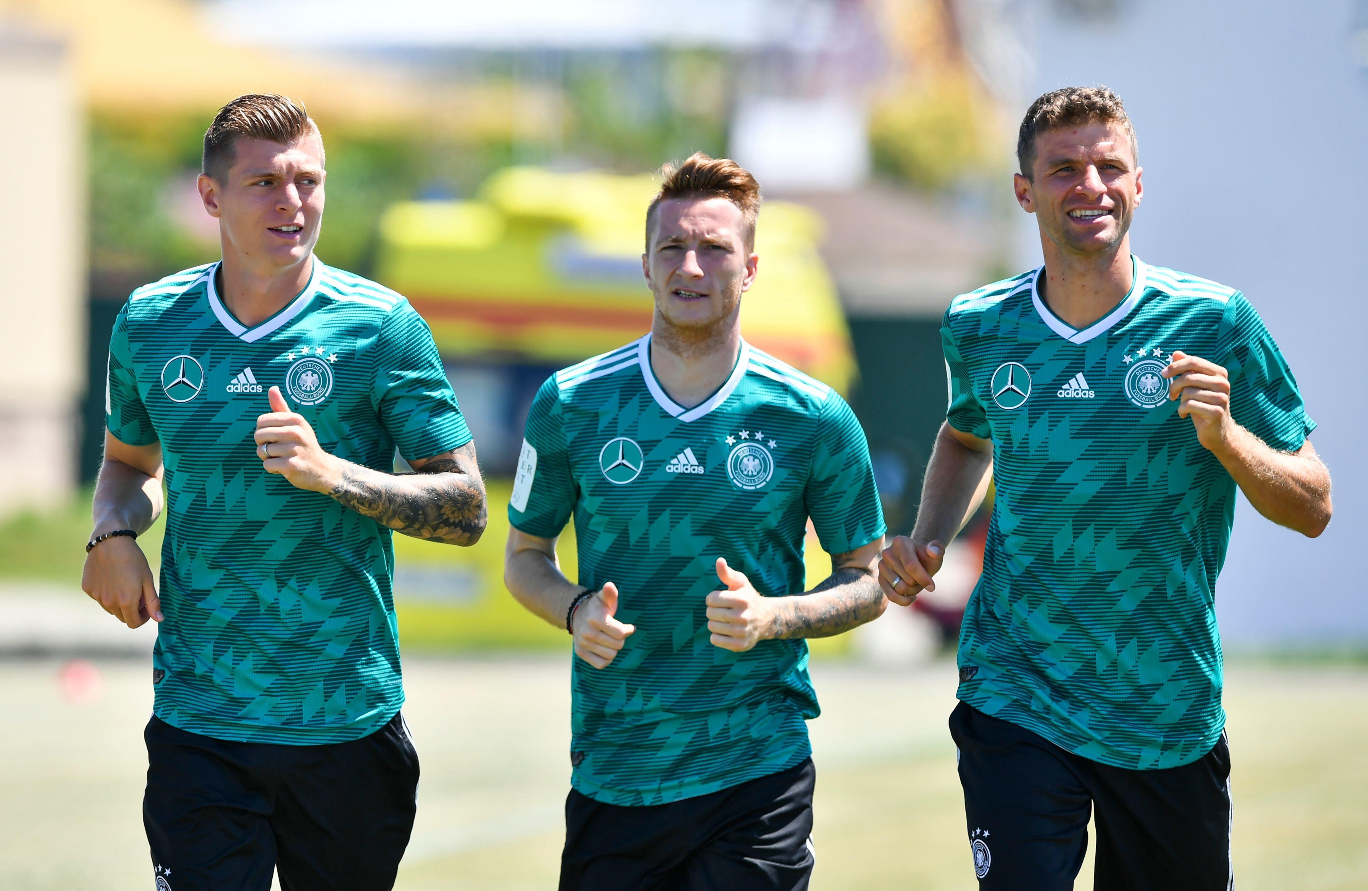 Deutschland – Schweden im Live-Stream: WM in Russland online