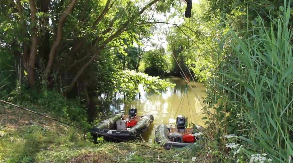 Polizei sucht mit Booten nach der vermissten Tramperin Sophia