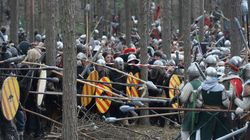 Στο όνομα του Θόριν του Δρύασπι: 1.000 φανατικοί του «Χόμπιτ» αναπαρέστησαν τη «Μάχη των Πέντε Στρατών» στην